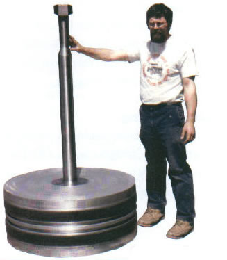 42-Inch Piston Conversion